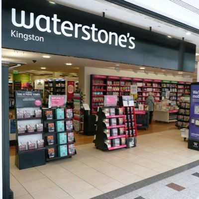 Is It Just Fantasy – Tom Pollack, Kim Curran and Amy McCulloch at Waterstones Book Shop,Kingston