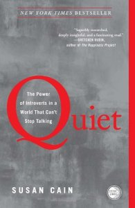 Quiet Cover By Susan Cain